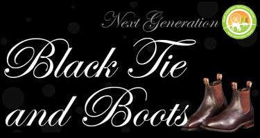 "SA Next Gen Black Tie Ball ""Boots and Black Tie"""