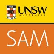 School of the Arts and Media, UNSW Australia logo