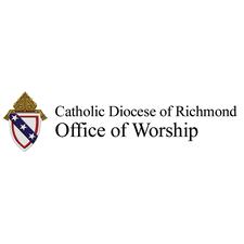 Catholic Diocese of Richmond Office of Worship logo