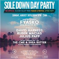 Sole Down Day Party & The Official Silicon Valley...