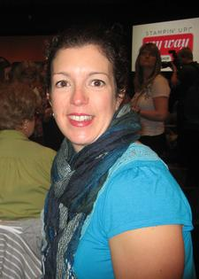 Julie Ramsay - Independant Stampin' Up Demonstrator logo