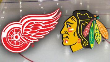 (SOLD OUT) Blackhawks vs. Redwings TICKET and Postgame...
