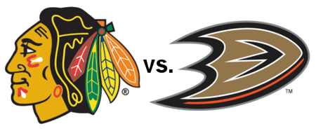 Blackhawks vs. Ducks TICKET and Postgame Party at The...
