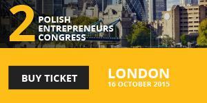 The 2015 Congress of Polish Entrepreneurs in the UK