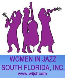Women in Jazz South Florida, Inc. logo