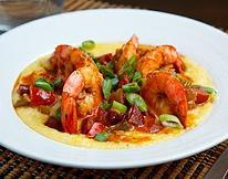 Shrimp and Grits Charleston, a CHEFS' COMPETITION...