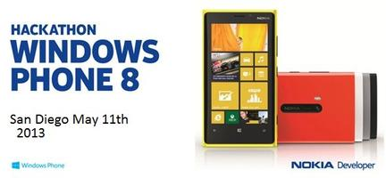 San Diego Hackathon - Windows Phone  - Nokia Developer