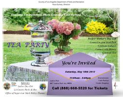 Tea Party in the Park