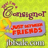 JBF Consignor 101 - October 20 (Room 4 Upstairs)
