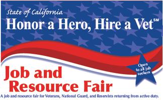 Honor a Hero, Hire a Vet Job and Resource Fair