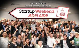Startup Weekend Adelaide July 2013