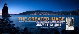 The Created Image Seminar
