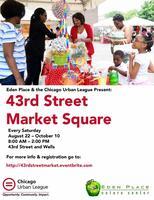 43rd Street Market Square