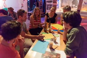CollaborDate # 2: Café Co-working