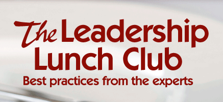 "Leadership Lunch Club -  ""Facing the Brutal Facts"""