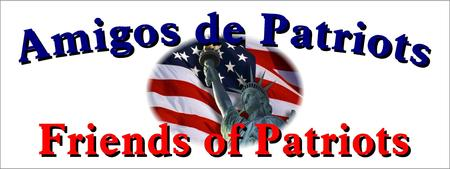 Amigos de Patriots Meet & Greet