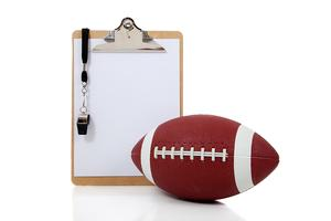 Football 101 at Center Stage Gallery, Sugarland, TX
