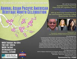 Silicon Valley APA Dems Heritage Month Mixer