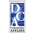 New Jersey Department of Community Affairs logo
