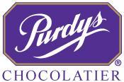Purdys Chocolatier logo