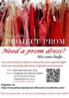 Project Prom Distribution Event