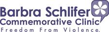 The Barbra Schlifer Commemorative Clinic logo