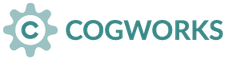 The Cogworks logo