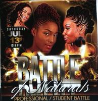 BATTLE OF THE NATURALS