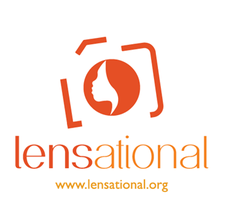 Lensational logo