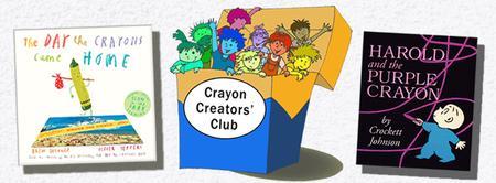 Crayon Creator's Club