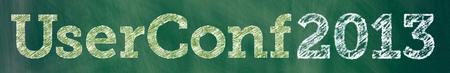 UserConf 2013