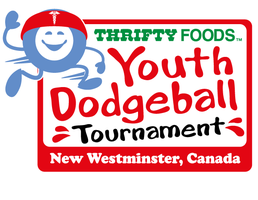 Thrifty Foods New Westminster Youth Dodgeball Tourney
