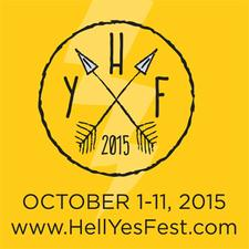 Hell Yes Fest logo