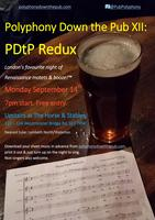 Polyphony Down the Pub 12: PDtP Redux