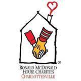 Ronald McDonald House of Charlottesville logo