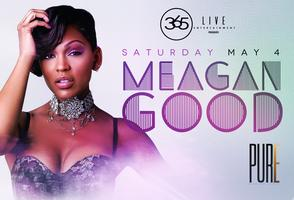 ★★MEAGAN GOOD HOST THE MAYWEATHER FIGHT PARTY AT...