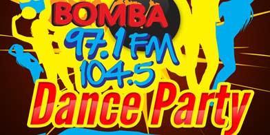 LA BOMBA VICLUNA DANCE PARTY*****************w/ DJ LEO