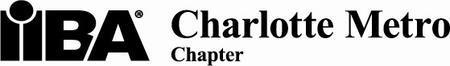 IIBA Charlotte Metro Chapter: September 8, 2015 Meeting