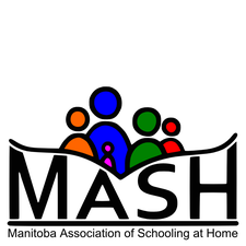 Manitoba Association for Schooling at Home (MASH) logo