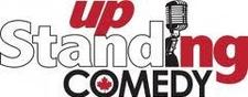 Up Standing Comedy logo