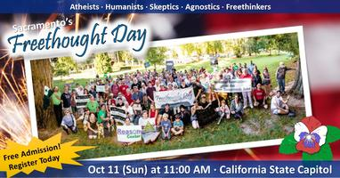 Sacramento Freethought Day 2015