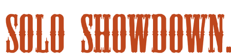 Solo Showdown: Create a Solo or Standup Show in 8...