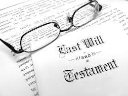 Wills, Estates and Probate Laws - What you need to Know