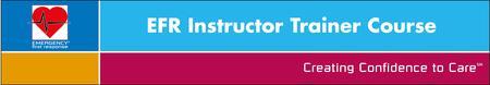 EFR Instructor Trainer - Kenting