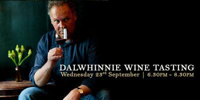 Dalwhinnie Wine Tasting