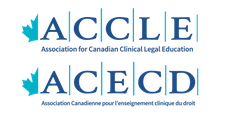 ACCLE (Association of Canadian Clinical Legal Education)  logo