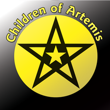 Children of Artemis logo