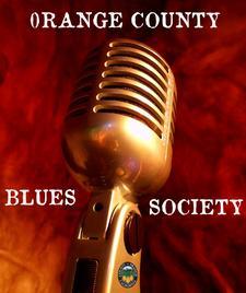 Orange County Blues Society logo