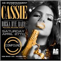 AG Entertainment Presents :: CASSIE Mixtape Release...