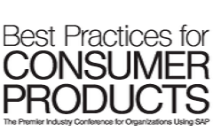Best Practices for Consumer Products, October 5-7